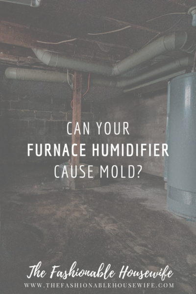 Can Your Furnace Humidifier Cause Mold?
