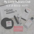 Why My Little Mascara Club Is A $9 Box of Happy