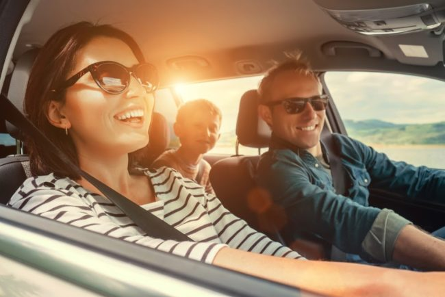 Finding the Perfect Family Car Means More of That Seat Space