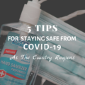 5 Expert Tips For Staying Safe From Covid-19 As The Country Reopens