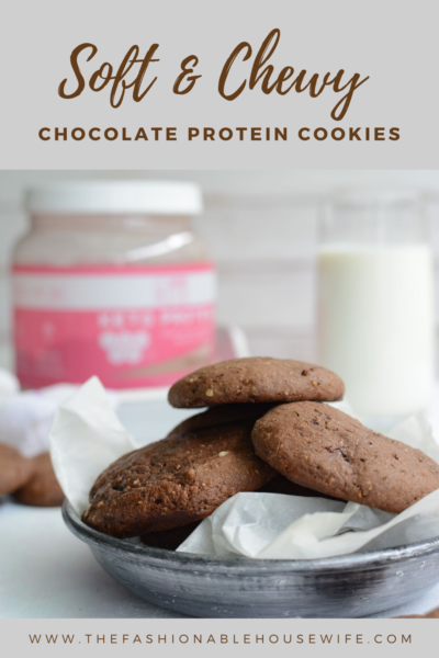 Recipe For Chocolate Protein Cookies
