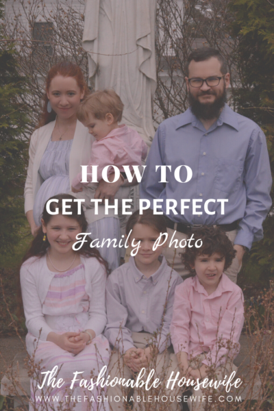 How To Get The Perfect Family Photo