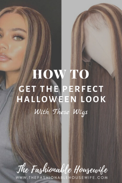 Get The Perfect Halloween Look With These Wigs