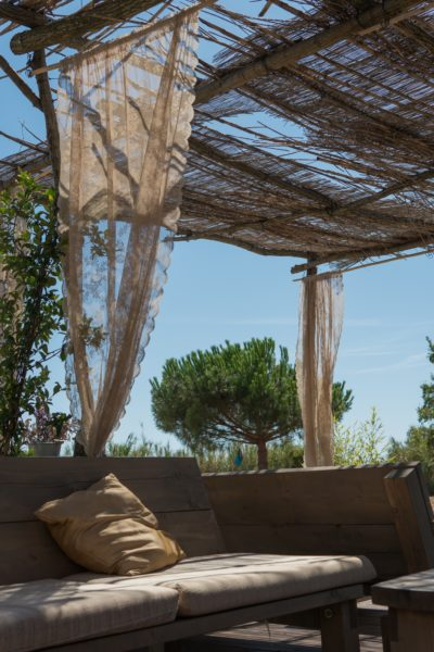How To Get Shade In Your Outdoor Space in the Hot Summer Months