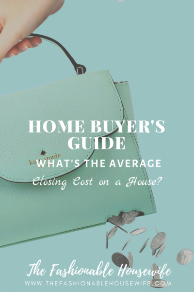 New Home Buyer's Guide: What's the Average Closing Cost on a House?