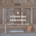 6 Elegant Kitchen Sink Design Ideas You'll Fall in Love With
