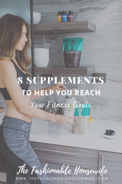 8 Supplements to Help Your Fitness Goals