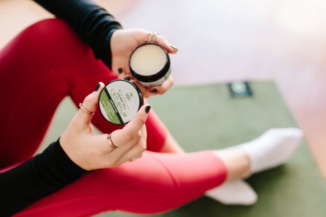 CBD Salves