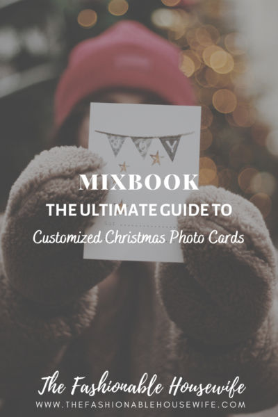 Mixbook: The Ultimate Guide to Customized Christmas Photo Cards