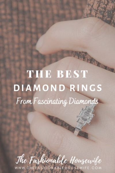 The Best Diamond Rings From Fascinating Diamonds