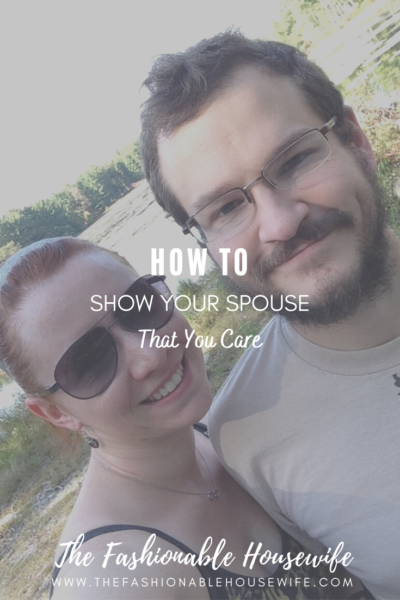 How to Show Your Spouse You Care