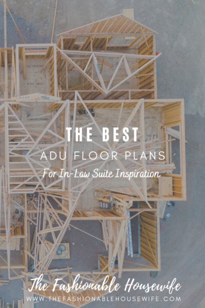The Best ADU Floor Plans for In-Law Suite Inspiration
