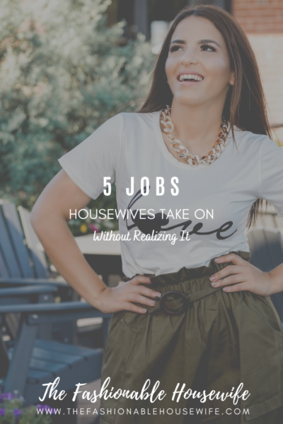 5 Jobs Housewives Take On Without Realizing