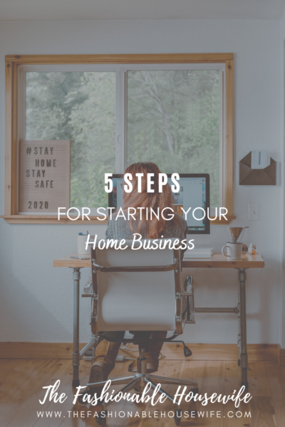 5 Key Steps for Starting Your Home Business