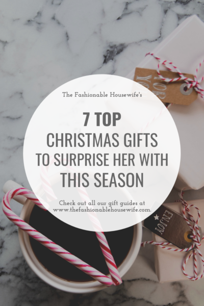 7 Top Wife Christmas Gifts to Surprise Her With This Season