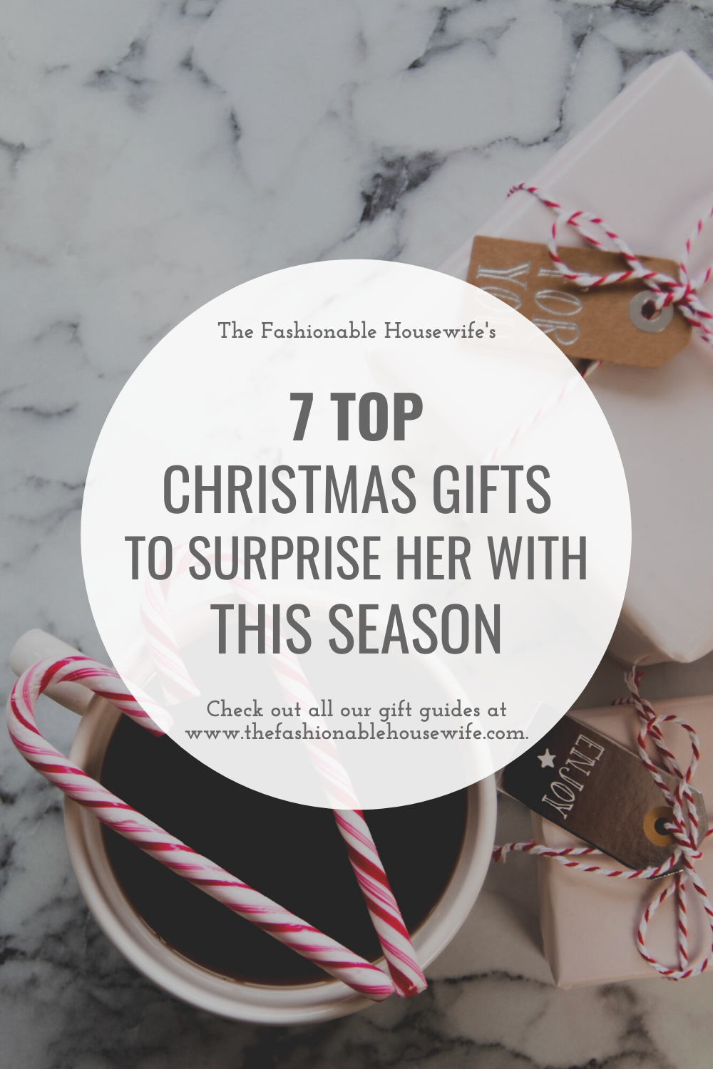 7 Top Wife Christmas Gifts To Surprise Her With This Season The Fashionable Housewife