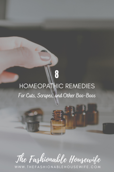 8 Homeopathic Remedies for Cuts, Scrapes, and Other Boo-Boos