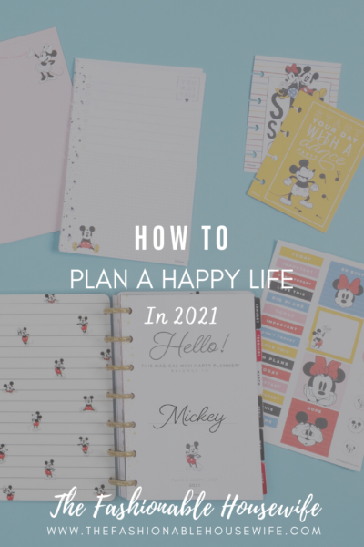 How To Plan A Happy Life in 2021