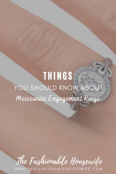 Things You Should Know About Moissanite Engagement Rings