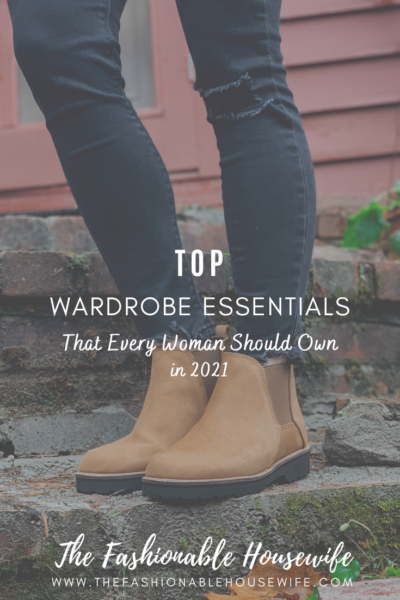 Top Wardrobe Essentials That Every Woman Should Own in 2021