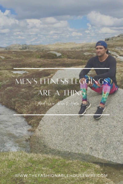 Men's Fitness Leggings Are A Thing And We Don't Hate It