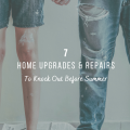 7 Home Upgrades and Repairs to Knock Out Before Summer