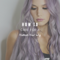 How To Care For a Human Hair Wig
