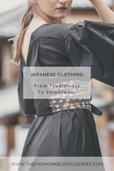 Japanese Clothing from Traditional to Streetwear