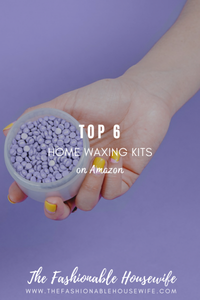 Top 6 Home Waxing Kits Amazon
