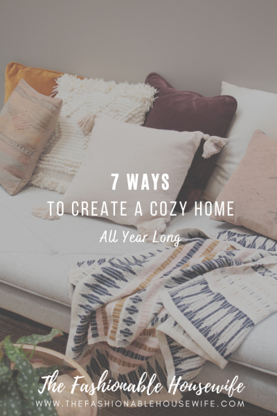 7 Ways to Create a Cozy Home