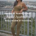 Herbalife MemoryArmor: Targeted Ingredients for Brain Health and Nutrition