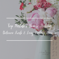 Top Mistakes You're Making Between Fresh and Long-Lasting Flowers