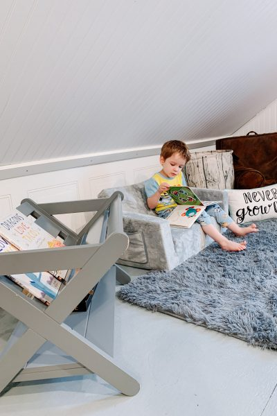 Why We're Obsessed With the Serta Perfect Sleeper Convertible Sofa to Lounger For Kids