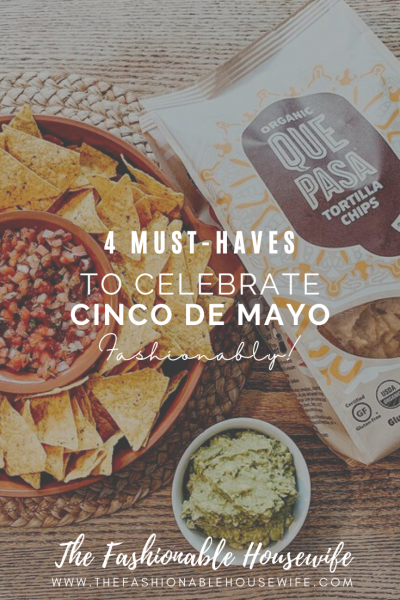 4 Must-Haves To Celebrate Cinco de Mayo, Fashionably!