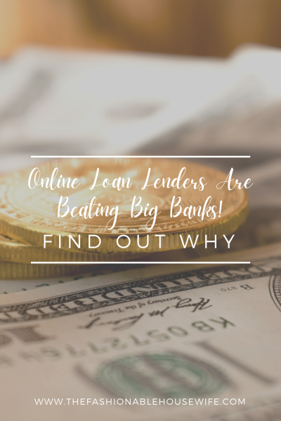 Online Loan Lenders Are Beating Big Banks! Find Out Why:
