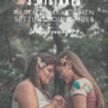 3 Mistakes Parents Make When Setting Boundaries For Teenagers