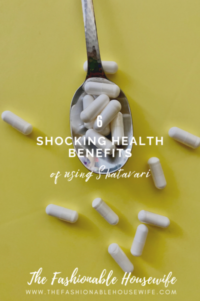 6 Shocking Health Benefits of Shatavari