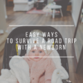 Easy Ways To Survive a Road Trip With a Newborn