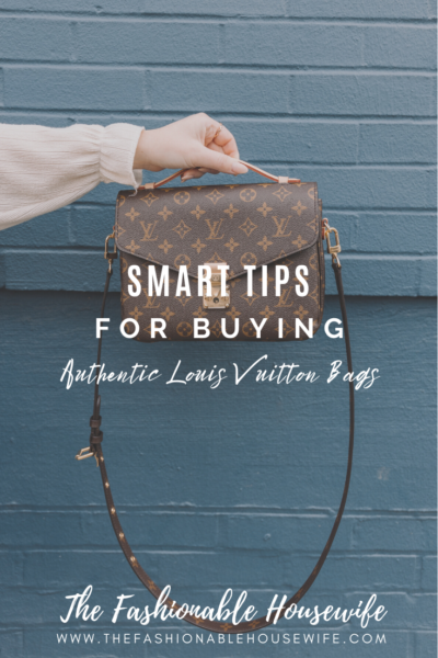 Tips For Buying Authentic Louis Vuitton Bags
