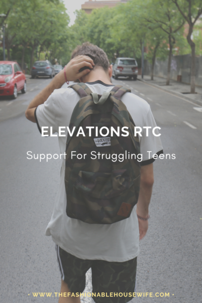Elevations RTC: Support For Struggling Teens