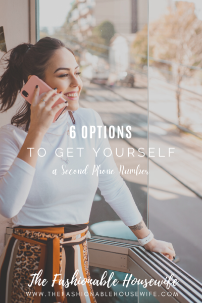 Options to Get a Second Phone Number