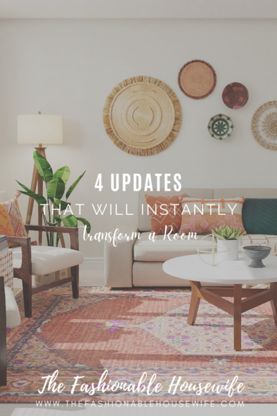 4 Updates That Will Instantly Transform a Room