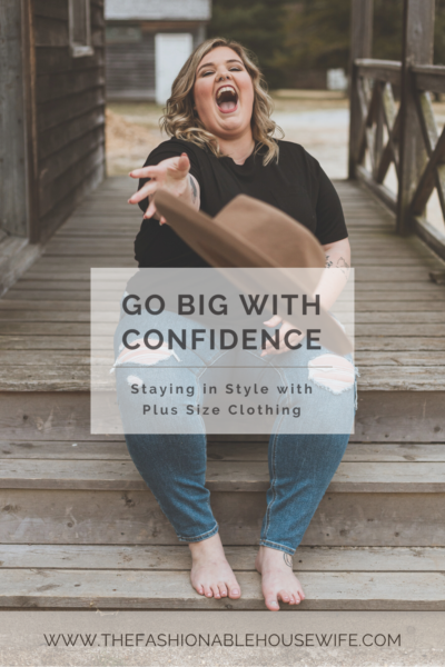 Go Big With Confidence: Staying in Style with Plus Size Clothing
