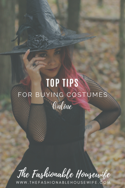 Top Tips for Buying Costumes Online
