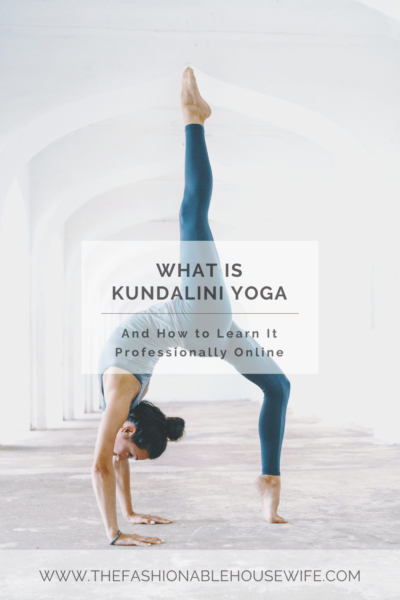 What Is Kundalini Yoga and How to Learn It Professionally Online