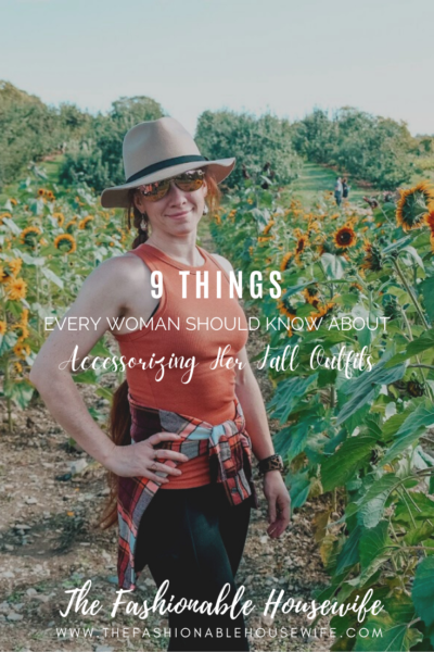 9 Things Every Woman Should Know About Accessorizing Her Fall Outfits
